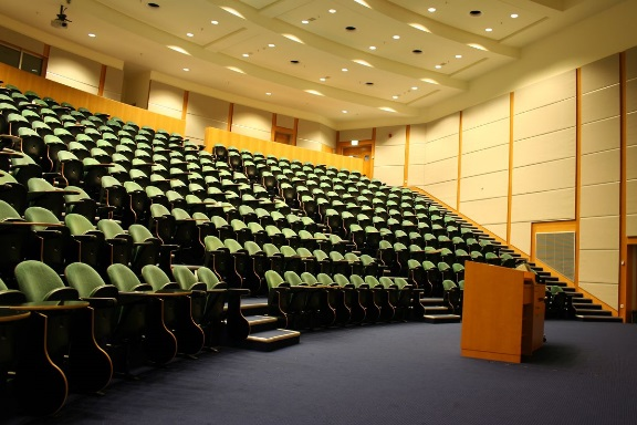 Auditorium 200 places